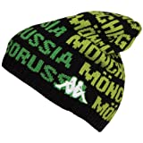 Kappa BMG Knit Hat Sparetime, Black, One size, 401997