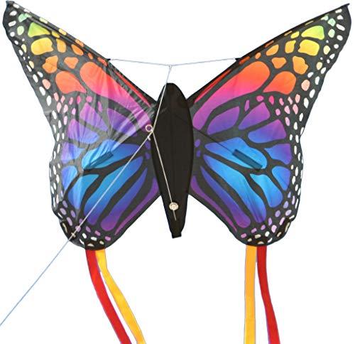 Spiderkites 0140011 Butterfly Kite Arco de Cielo de Ciervo Volante