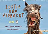 Lustig und verrückt - der ganz andere Tierkalender (Wandkalender 2020 DIN A3 quer) - Peter Roder
