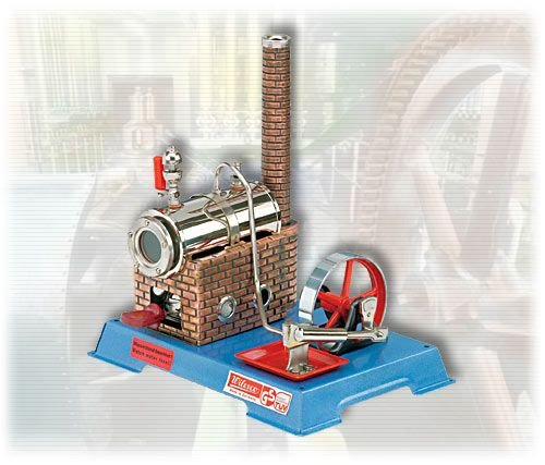 45mpfmaschine D6, Durchmesser 45 mm, Länge 100 mm - Fertigmodell