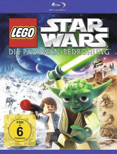 Lego - Star Wars: Die Padawan Bedrohung [Blu-ray]