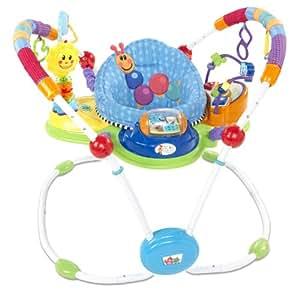 Baby Einstein Musical Motion Activity Jumper, Blue