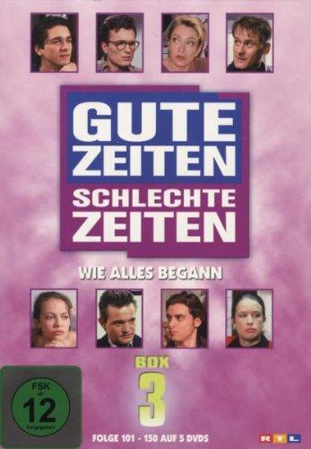 Wie alles begann - Box 3, Folgen 101-150 (5 DVDs)