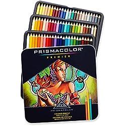 Kit de lápices de colores (72 piezas, varios colores)