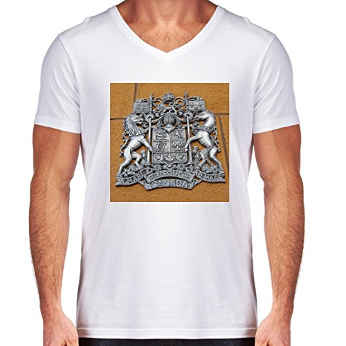 v-ausschnitt-weiss-herren-t-shirt-grosse-s-canada-wappen-by-christine-aka-stine1