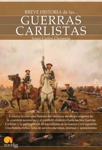 Breve historia de las guerras carlistas por Josep Carles Clemente