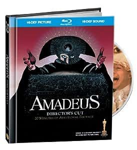 Amadeus [Blu-ray] [Import anglais]