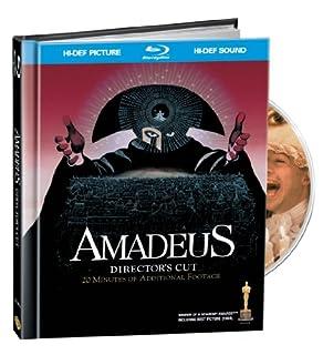 Amadeus [Blu-ray] [2009] [US Import] (B001JNNE64)   Amazon price tracker / tracking, Amazon price history charts, Amazon price watches, Amazon price drop alerts
