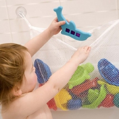 Babyrascals Large Bath Toy Bag (Baby Product) 50cm x 30cm approx