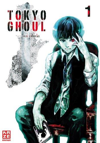 Buchseite und Rezensionen zu 'Tokyo Ghoul 01' von Sui Ishida