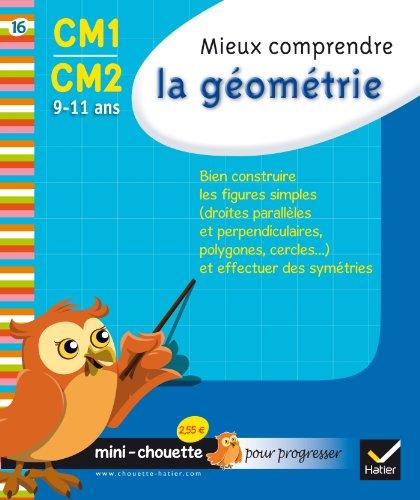 Mini chouette mieux comprendre la géométrie CM1/CM2 9-11 ans