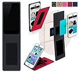 Obi Worldphone MV1 Hülle in rot - innovative 4 in 1