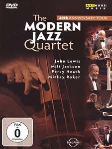 The Modern Jazz Quartet [DVD] [2009]