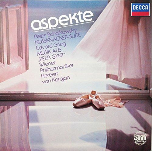 Peter Tschaikowsky : Nussknacker Suite - Edvard Grieg : Peer Gynt - DMM [Vinyl LP]