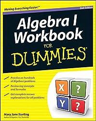 Algebra I Workbook For Dummies 2e