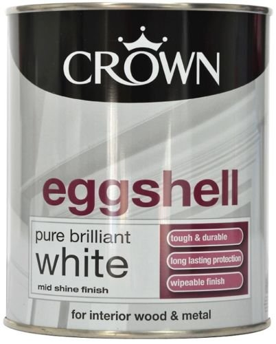 crown-eggshell-paint-15l-pure-brilliant-white-mid-shine-finish-for-interior-wood-metal-brand-new