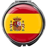 Pillendose/rund/Modell Leony/FLAGGE SPANIEN preisvergleich bei billige-tabletten.eu