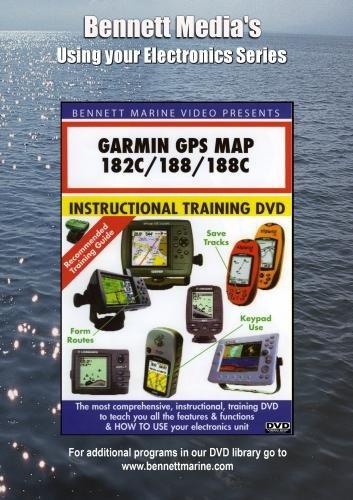 Preisvergleich Produktbild GARMIN GPSMAP 182C & 188 / 188C SOUNDER