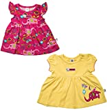 Toffyhouse Baby Girls' Dress Combo of 2 ...