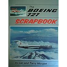 Title: Boeing 727 Scrapbook