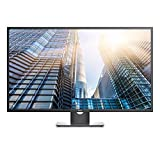 DELL P4317Q 109,2 cm (43 Zoll) Monitor (VGA, HDMI, DisplayPort, LED, 8ms Reaktionszeit, 3840 x 2160) grau