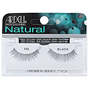 Ardell Natural Style Lashes - 101 Demi Black