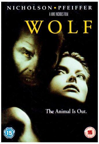 Wolf [DVD] by Jack Nicholson