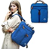 Abonnyc Nappy Changing Backpack Large Capacity Baby Bag Backpack , Blue