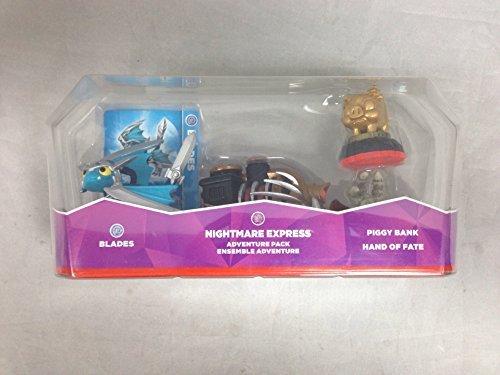 Skylanders Trap Team Legendary Adventure Pack Nightmare Express