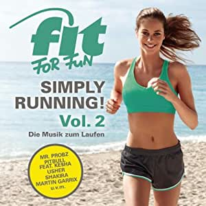 Fit for Fun - Simply Running! - die Musik Zum Lauf