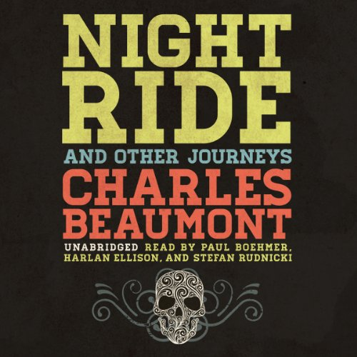 Night Ride, and Other Journeys  Audiolibri
