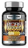 BCAA Xtreme - Aminoácidos de cadena ramificada de 2400 mg | Las pastillas de BCAA definitivas para el rendimiento | Dosis diaria de 2400 mg - Pastillas vegetarianas - Dosis para 30 días (120 pastillas vegetarianas x 600 mg)