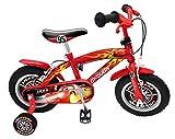 Stamp Cars Fahrrad Kinder Jungen, rot
