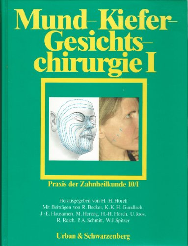 Mund-Kiefer-Gesichtschirurgie II, Bd 10/II