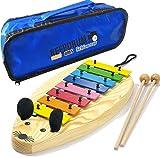 Sonor MG-Maus Kinder Glockenspiel + KEEPDRUM Tasche Gratis