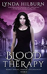 Blood Therapy: Kismet Knight, Vampire Psychologist Book #2 (English Edition)