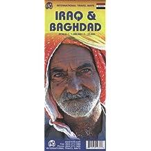 IRAQ & BAGHDAD - 1/1M2  1/25.000