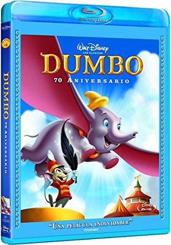 Dumbo [Blu-ray] 51ItNZlnrdL