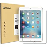 Coolreall iPad Mini 1/2/3 Screen Protector Tempered Glass Screen Protector Film - Transparent (0.33mm HD Ultra Clear)
