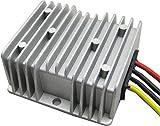yeeco resistente al agua 20A/240W High Current 10-35V 24V hasta 12V DC de de DC Buck Converter Step Down Power Supply Voltage Regulator