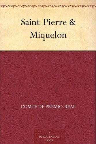 Couverture du livre Saint-Pierre & Miquelon