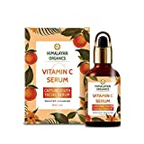 Himalayan Organics Vitamin C Serum for face Capture Youth with Hyaluronic Acid