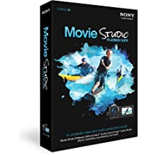 SONY Movie Studio Platinum Suite 12