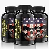 CITRULLINE FREAK • 180 Tabletten • ULTRA HOCHDOSIERTER PUMP-BOOSTER