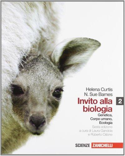 Invito alla biologia. Per le Scuole superiori. Con CD-ROM. Con espansione online: 2