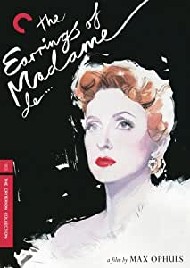 Criterion Collection: Earrings of Madame De [DVD] [1953] [Region 1] [US Import] [NTSC]
