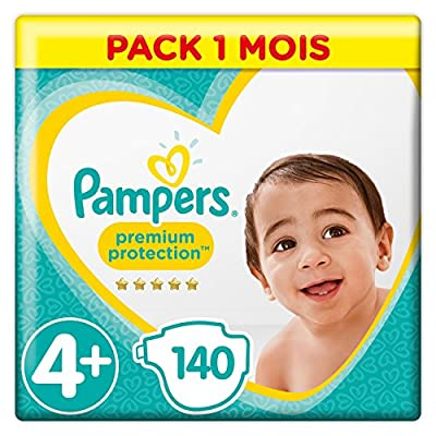Pampers New Baby Nappies, (Total 144 Nappies)