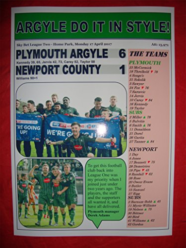 plymouth-argyle-6-newport-county-1-2017-plymouth-promoted-souvenir-print