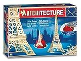 Matchitecture - 6611 - Jeu de Construction - Eiffel Tower / Tour Eiffel