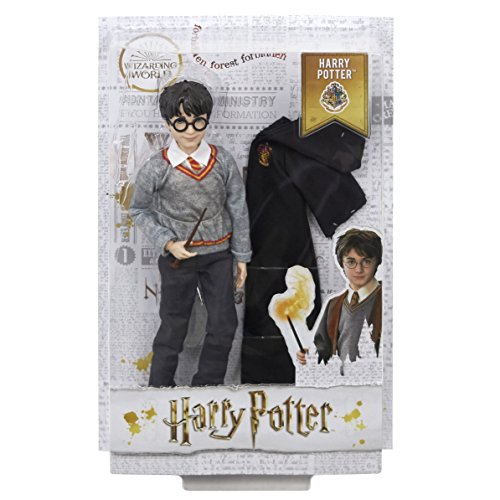 Mattel-FYM50-Harry-Potter-Doll-Mulit